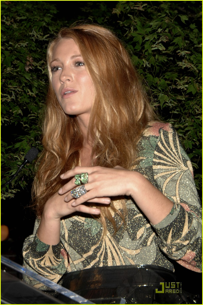 blake lively ghetto film benefit 012552152
