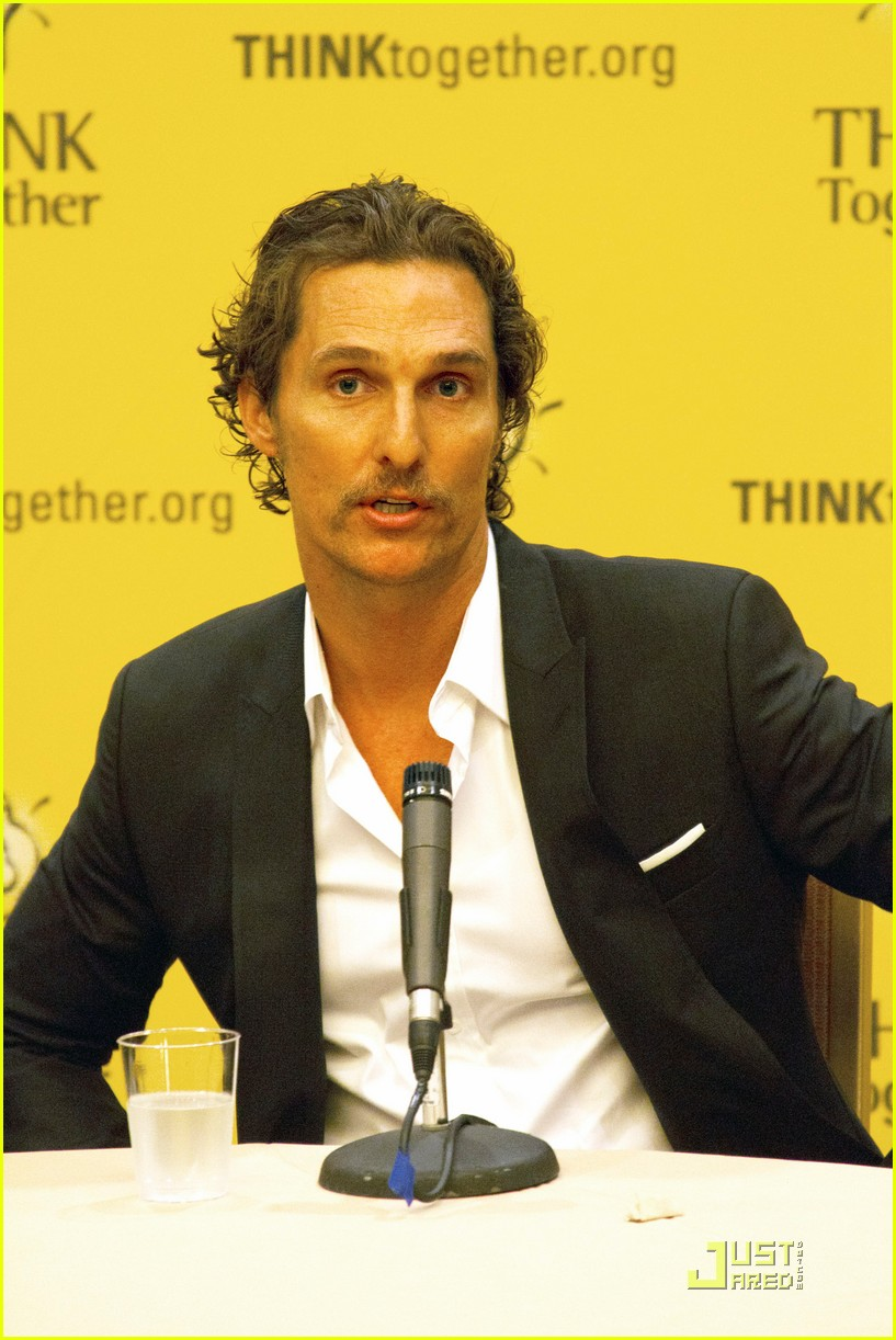 matthew mcconaughey think together 05
