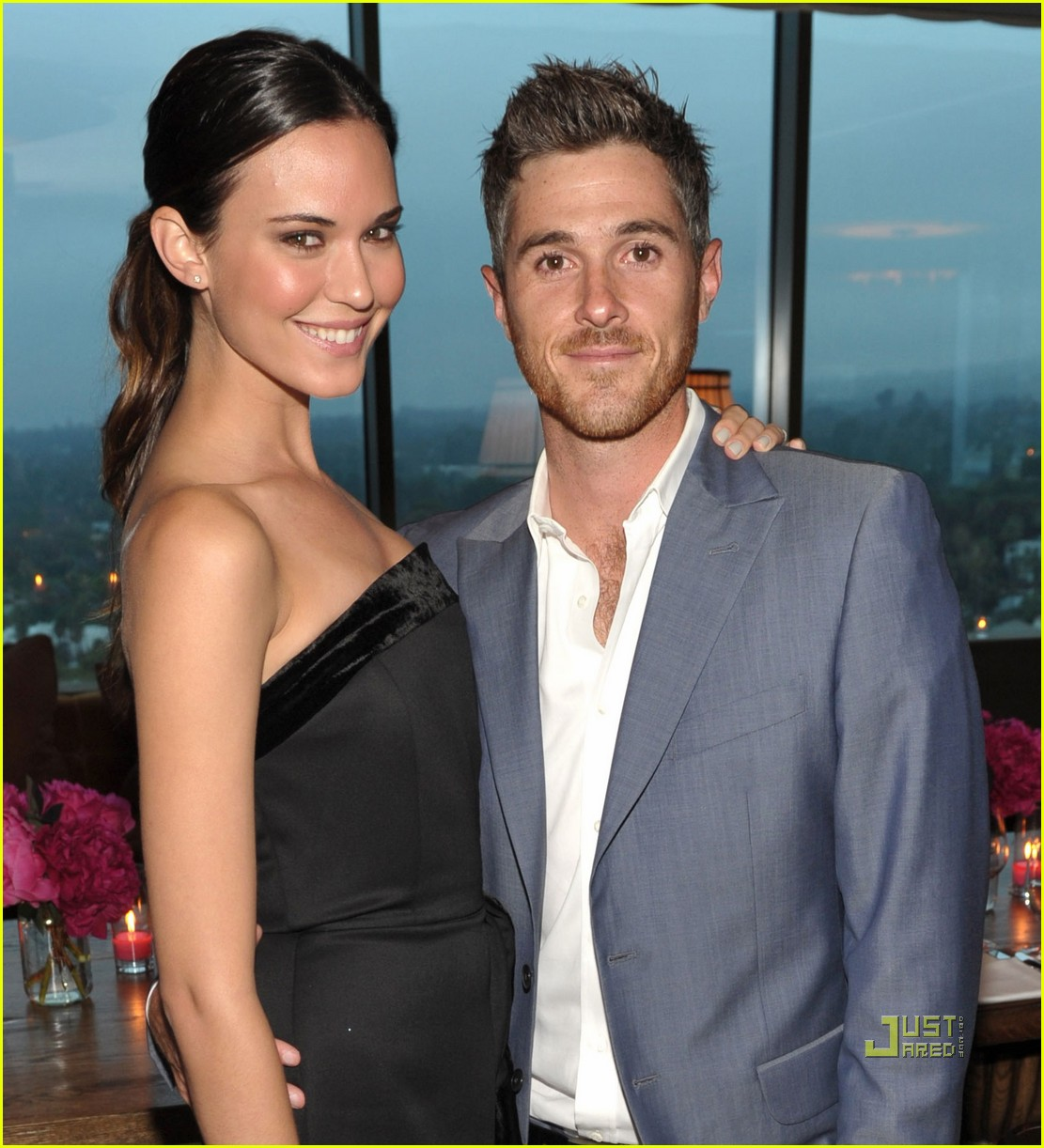 Dave & Odette Annable: Dinner with a Designer!: Photo ...