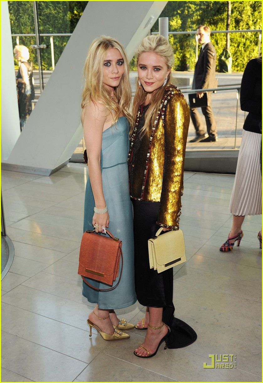ashley mary kate olsen cfda 04