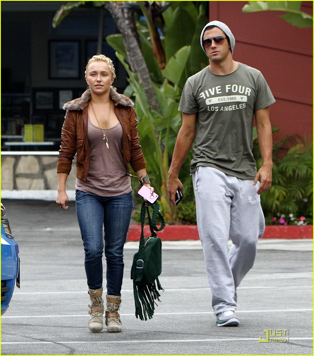 hayden panettiere scotty mcknight mels diner