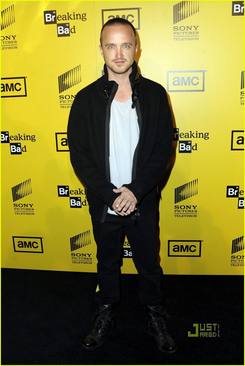 Aaron Paul: \'Breaking Bad\' Season 4 Premieres July 17!: Photo ...