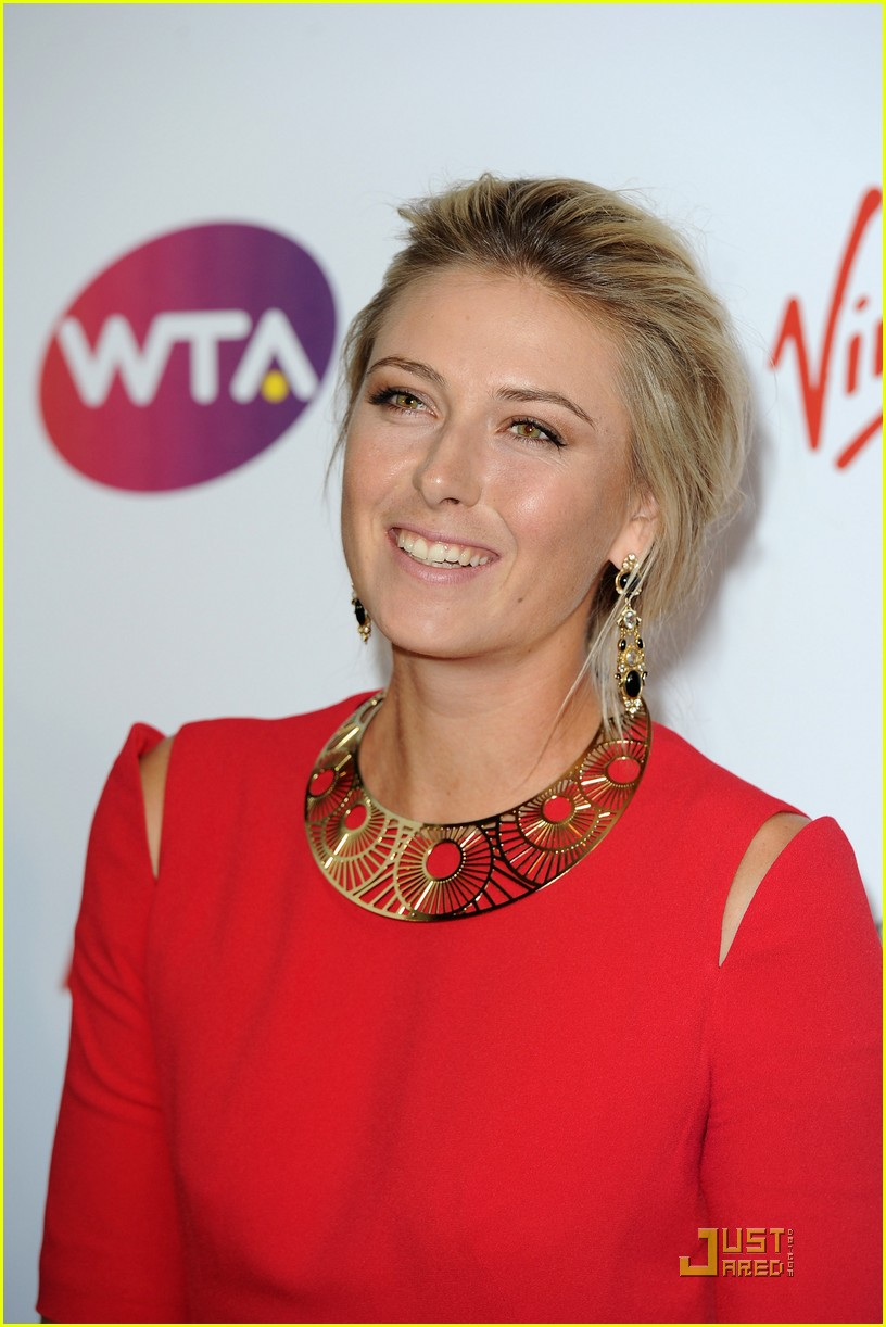 maria sharapova pre wimbledon party 08
