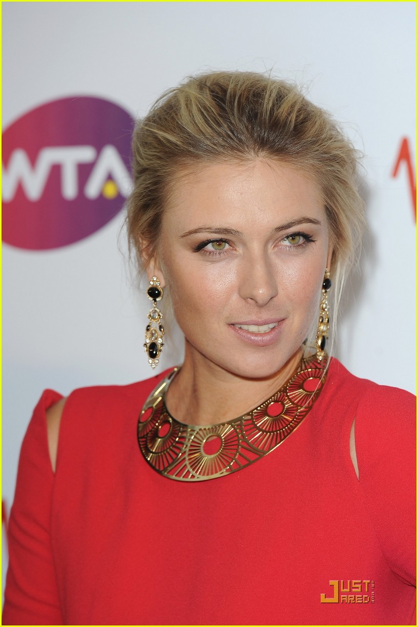 maria sharapova pre wimbledon party 09