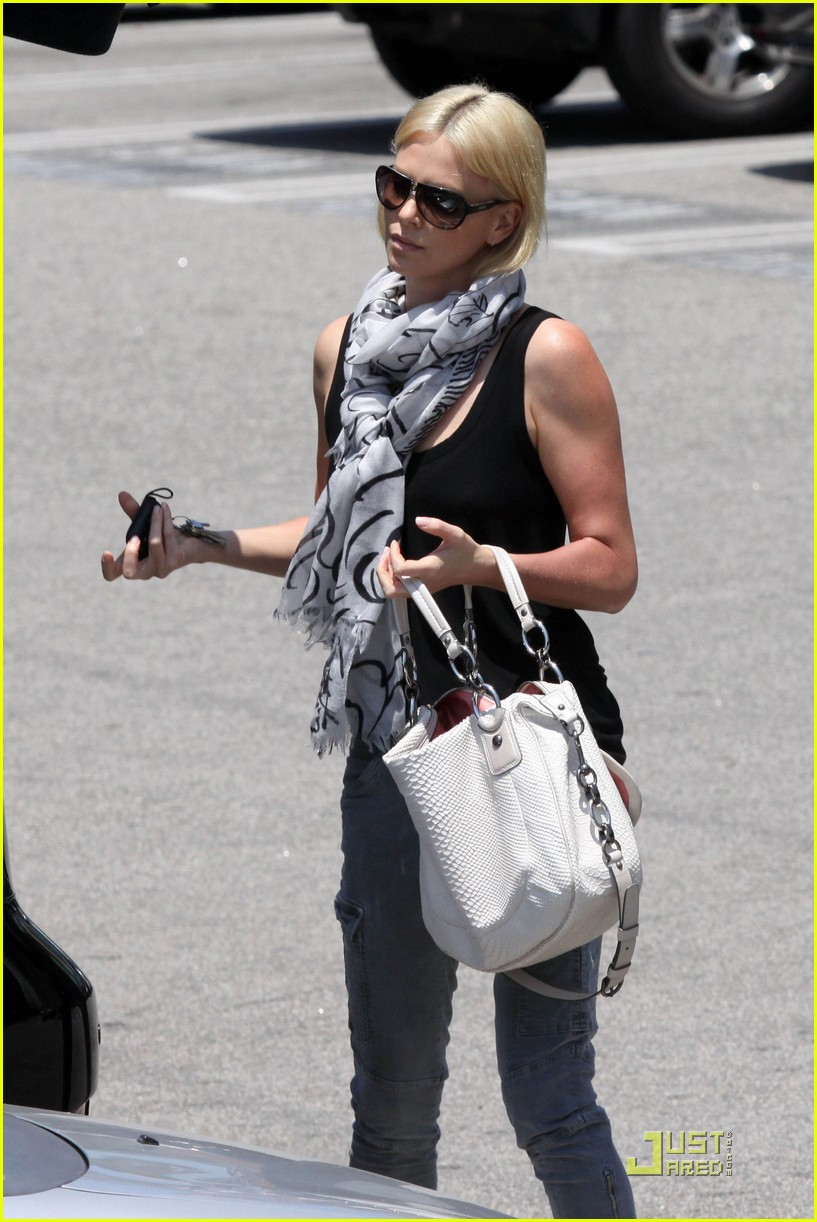 Charlize Theron: Not D... Charlize Theron