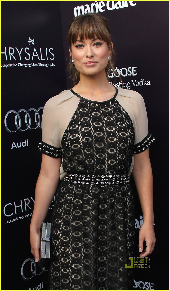 olivia wilde chrysalis butterfly ball 032552075
