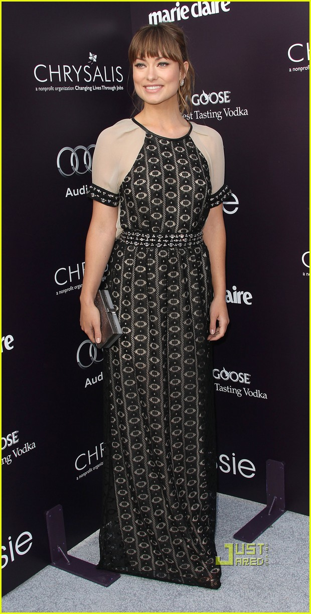 olivia wilde chrysalis butterfly ball 102552082