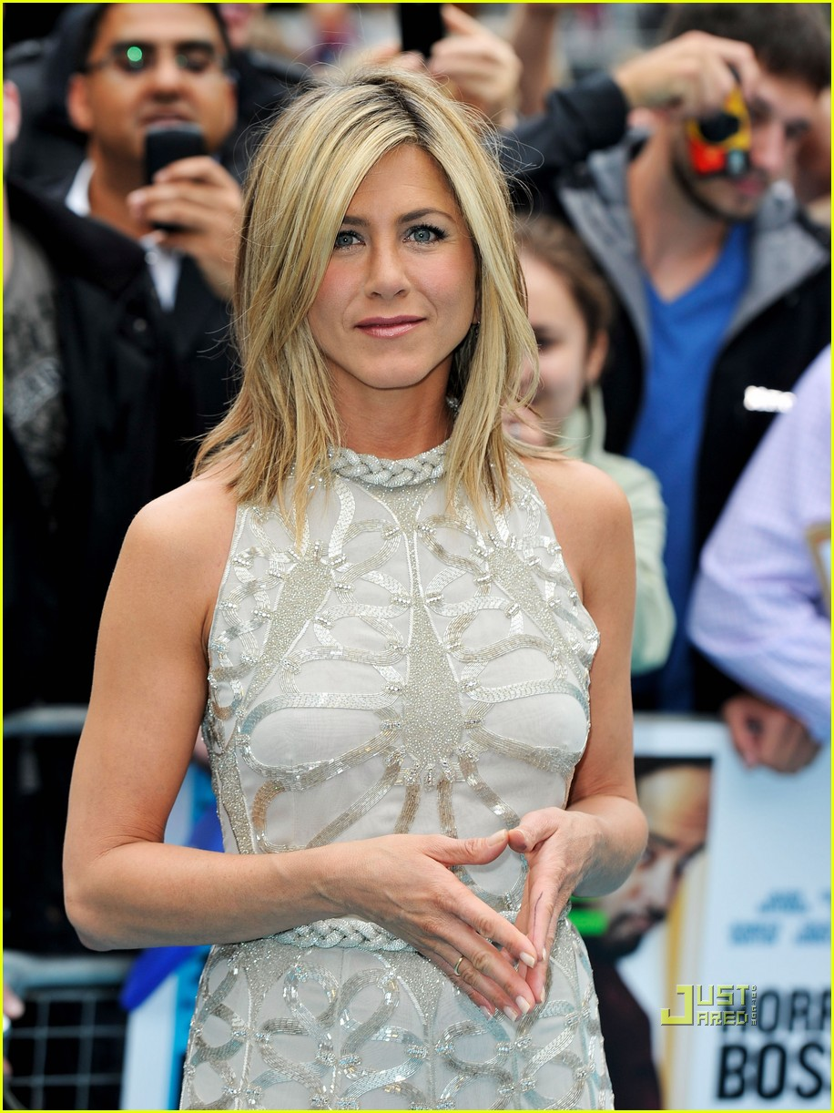 jennifer aniston jason bateman uk horrible bosses premiere 03