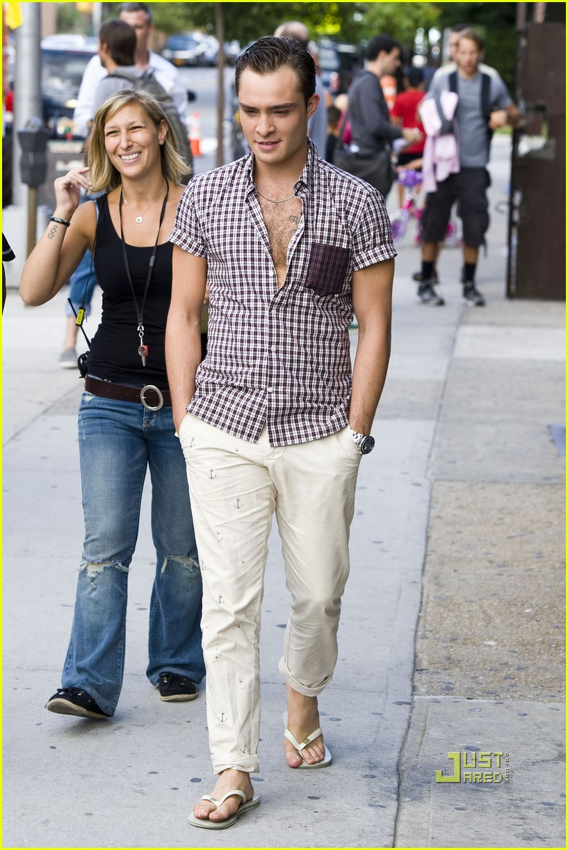 ed westwick penn badgley gossip girl 04