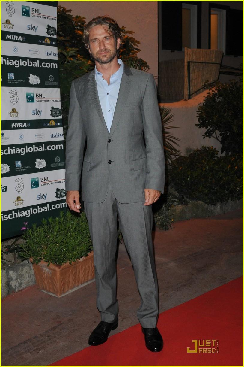 gerard butler ischia film festival opening dinner 012559612