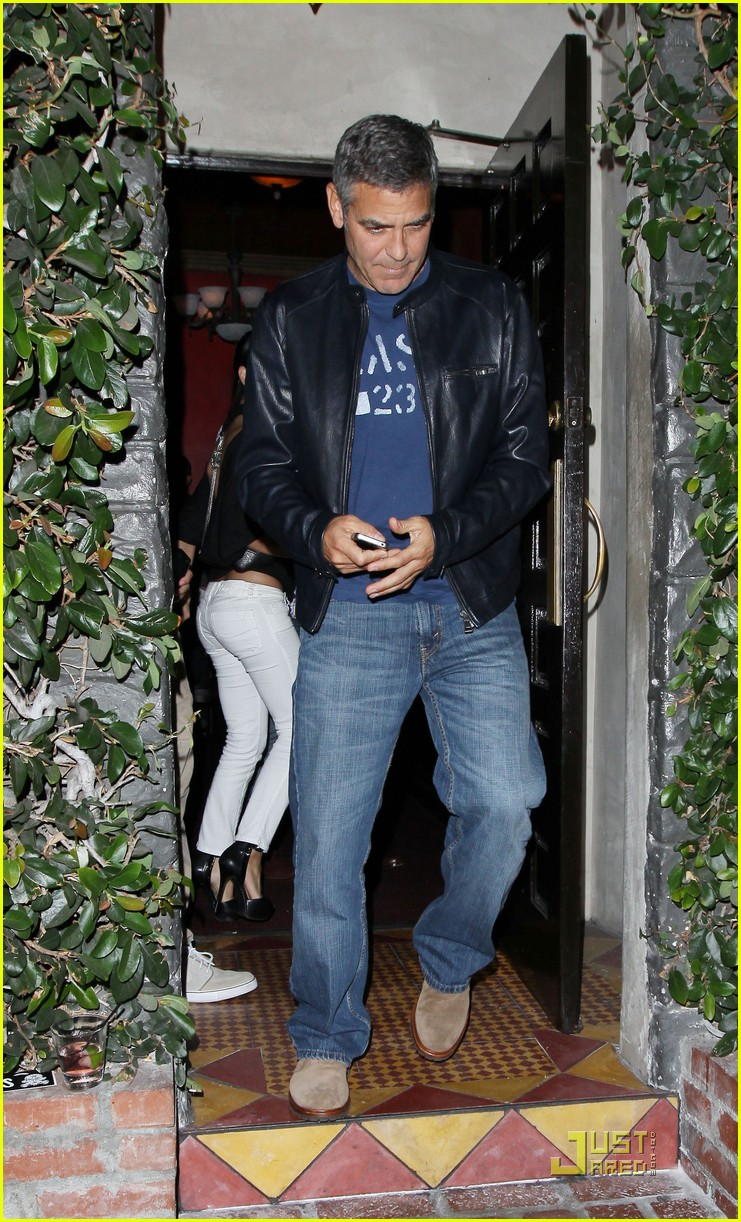george clooney studio city 05