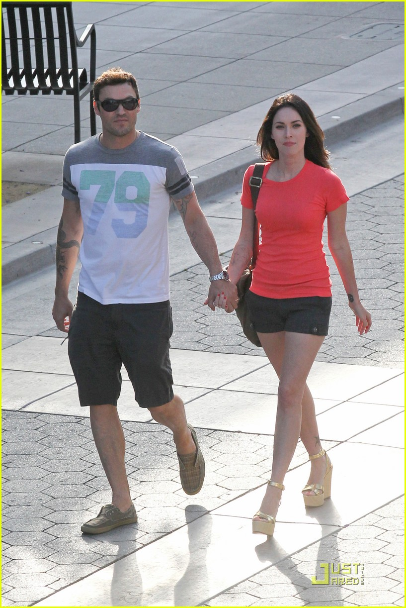 megan fox brian austin green promenade 10