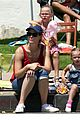 jennifer garner ben affleck seraphina violet july 4th 01