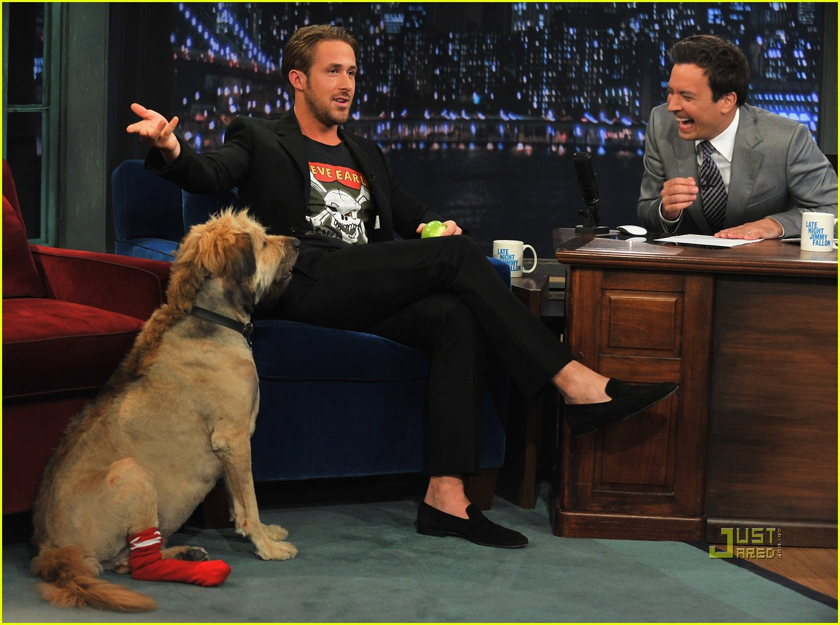 ryan gosling late night jimmy fallon 04