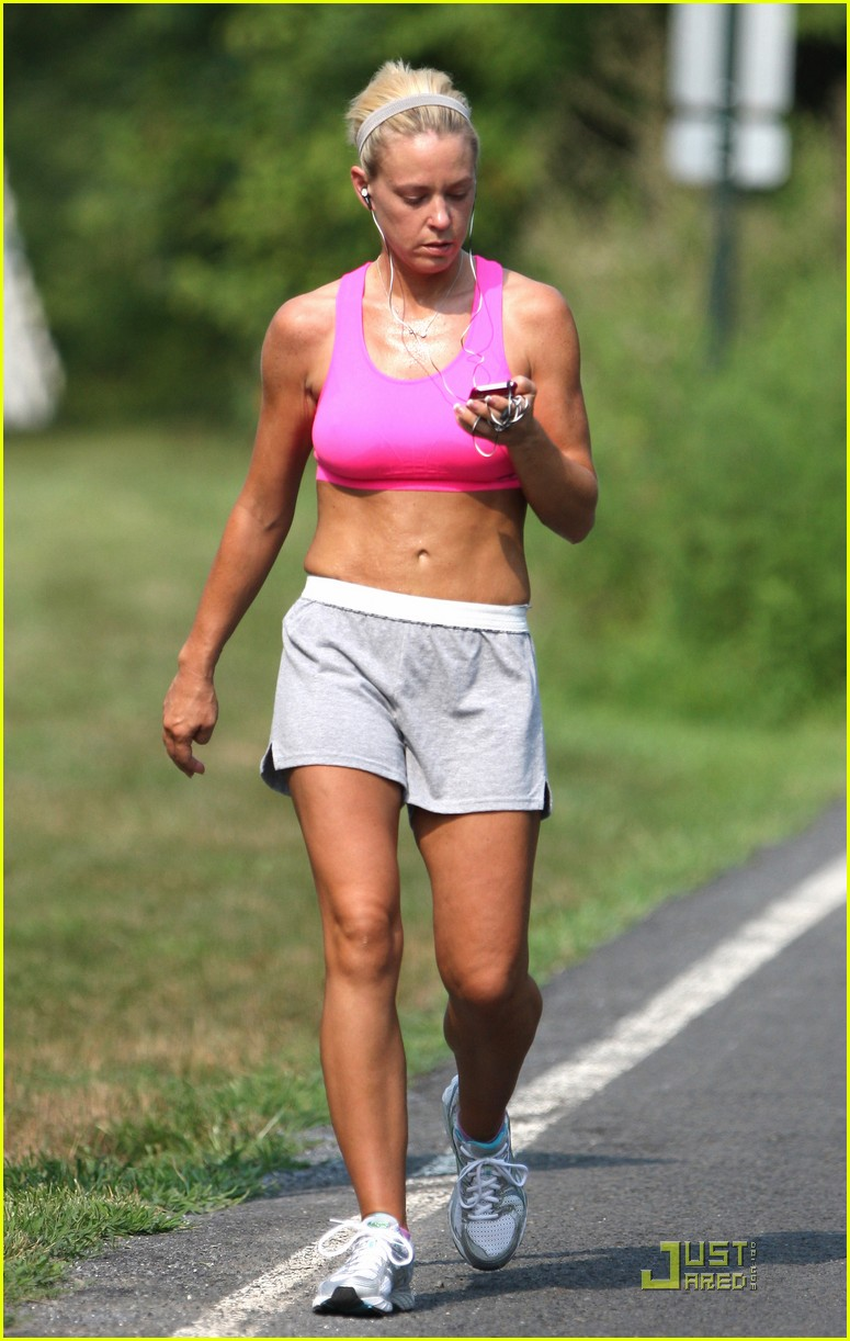 kate gosselin workout sports bra 05
