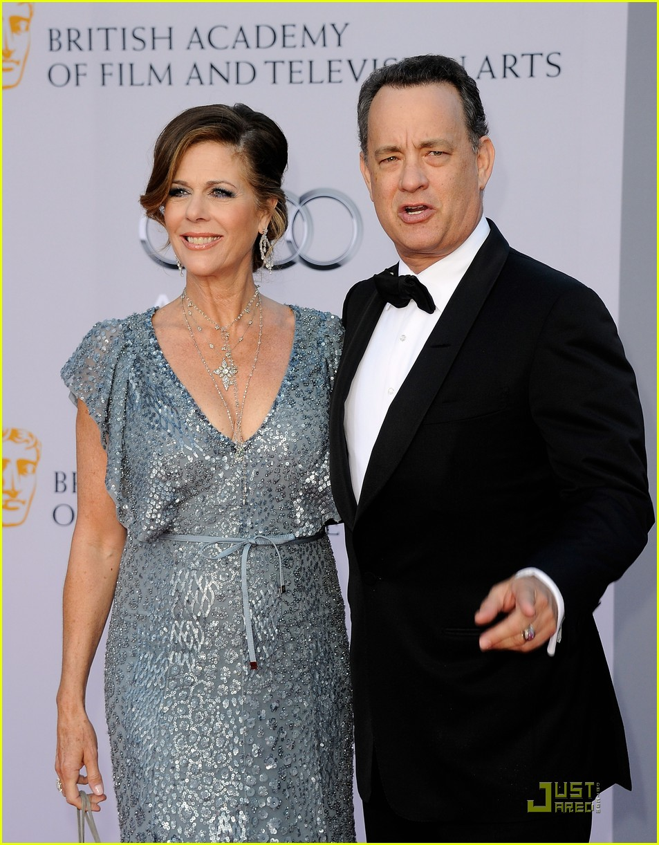 tom hanks rita wilson bafta brits to watch gala 032559316