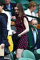 anne hathaway adam shulman wimbledon 09