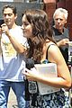 leighton meester penn badgley gossip girl set 09