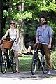 rachel mcadams michael sheen bike 03