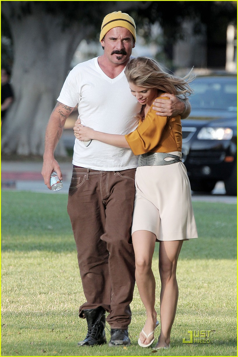 annalynne mccord dominic purcell new couple 032560965