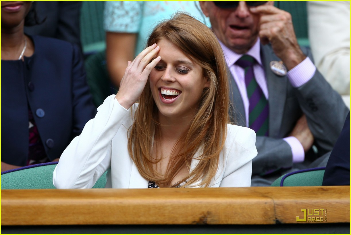 pippa middleton princess beatrice wimbledon 06