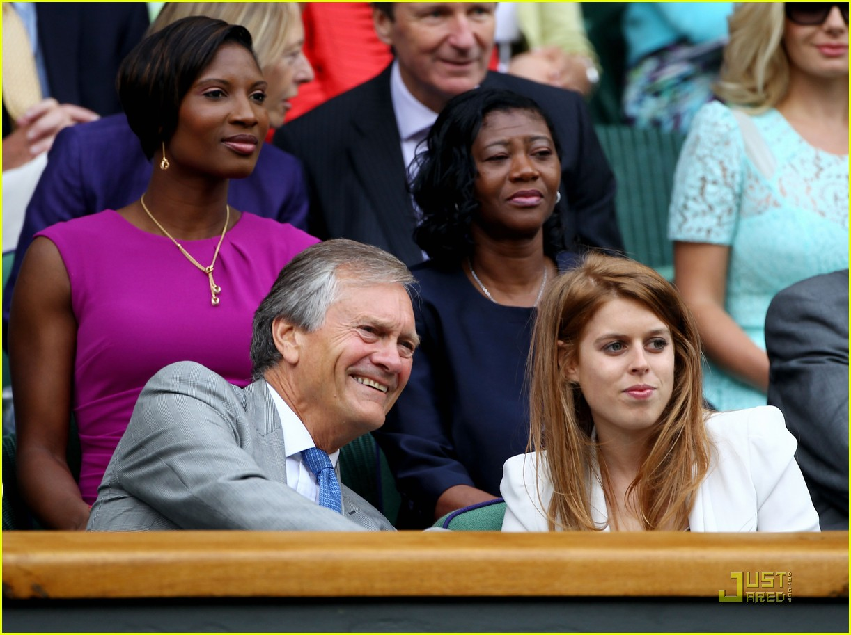 pippa middleton princess beatrice wimbledon 092556899