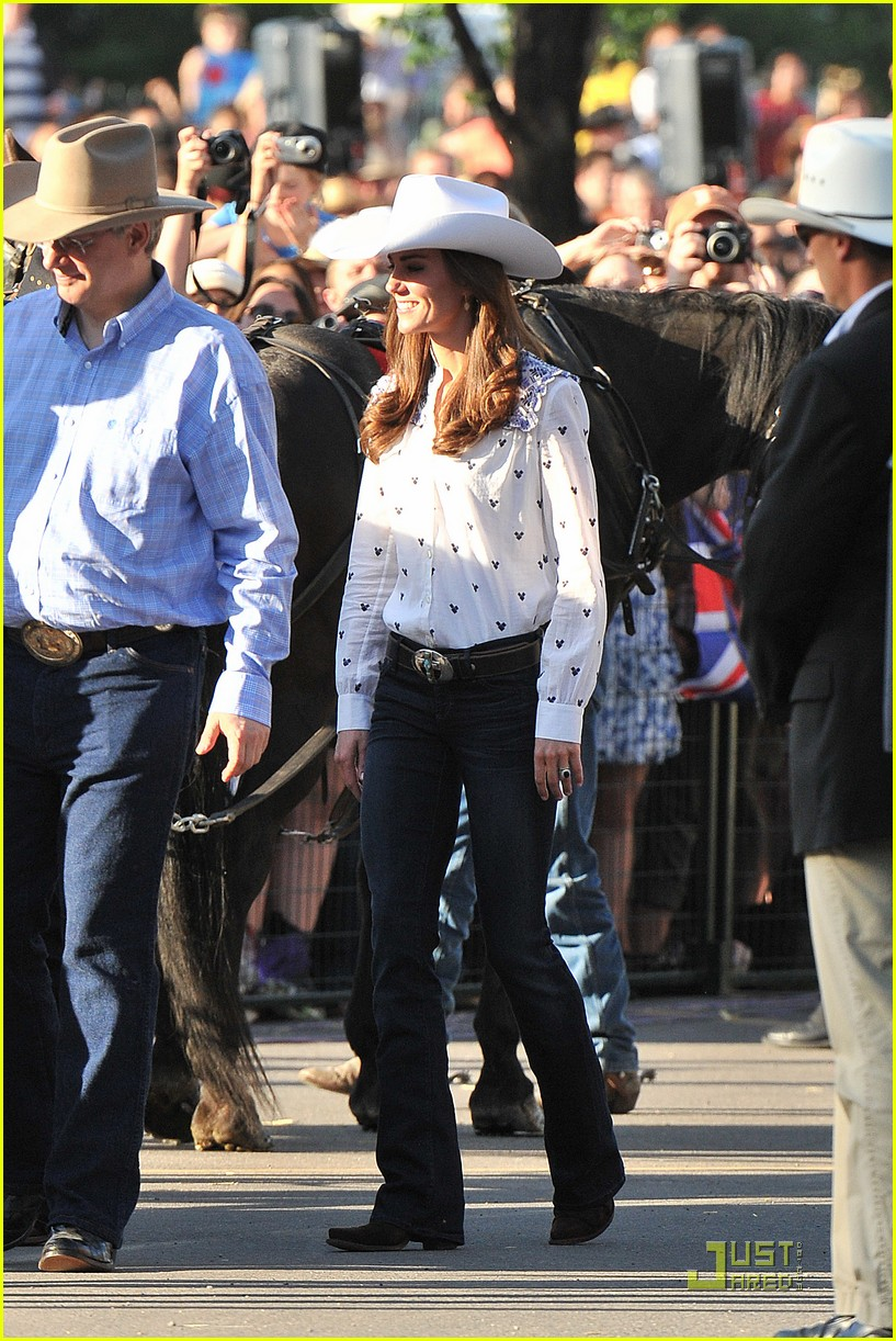 prince william kate cowboys 01