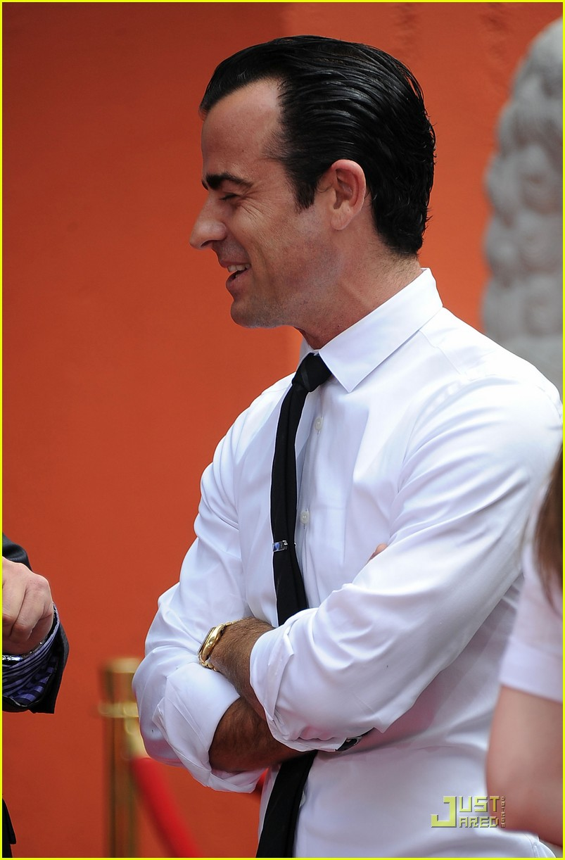 justin theroux shaved 04