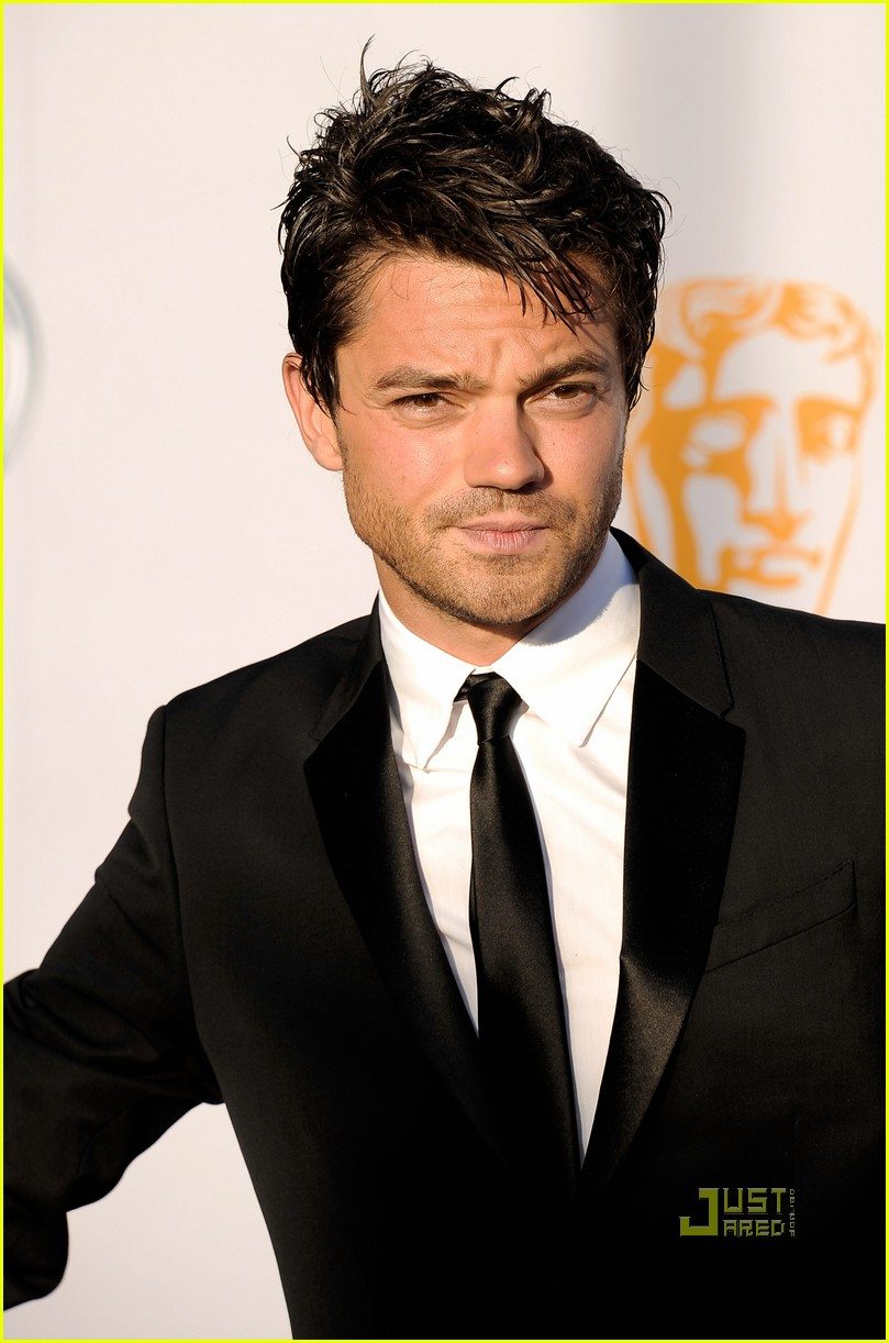 ed westwick dominic cooper bafta brits to watch gala 02