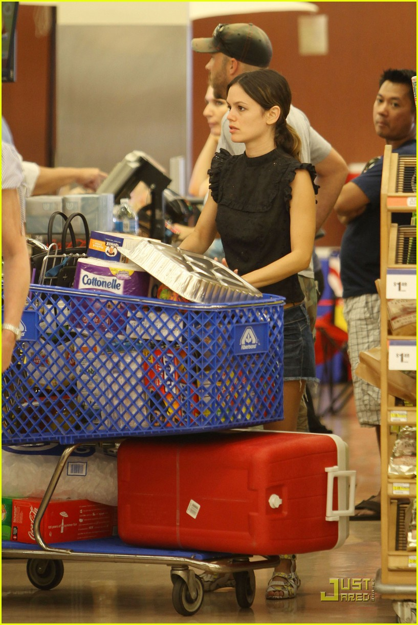rachel bilson grocery girl 19