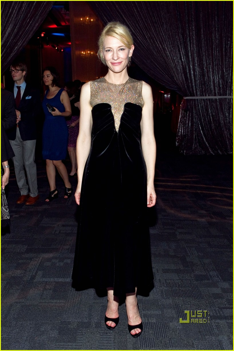 cate blanchett uncle vanya opening night 02