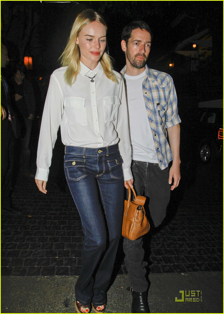 kate bosworth michael polish dinner 09