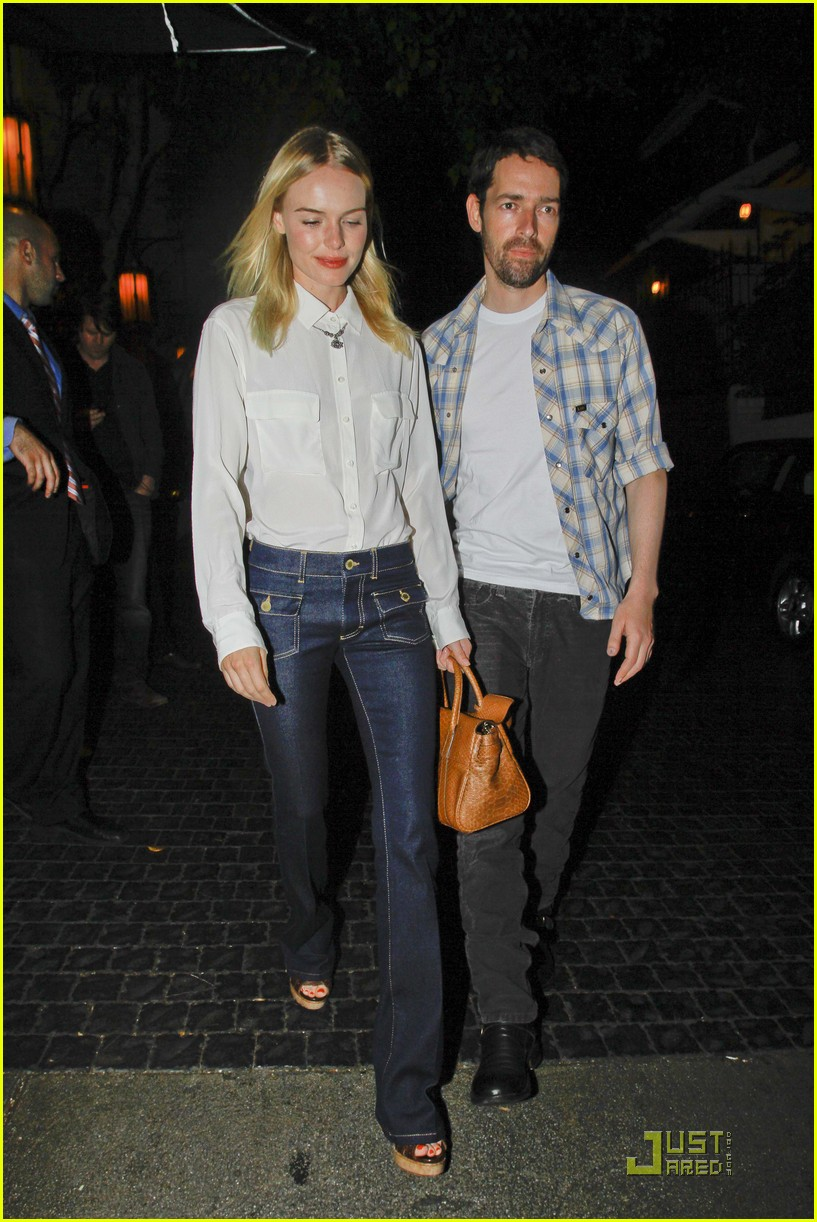 kate bosworth michael polish dinner 13