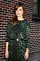 rose byrne david letterman 09