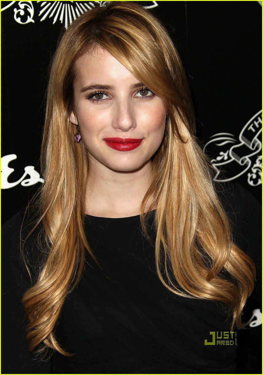 emma roberts mtv vmas 2011 after party 01