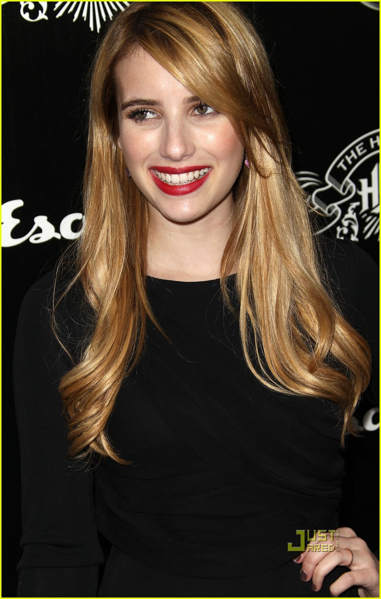 emma roberts mtv vmas 2011 after party 05