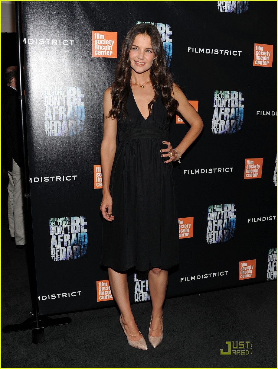 katie holmes dont be afraid premiere 03