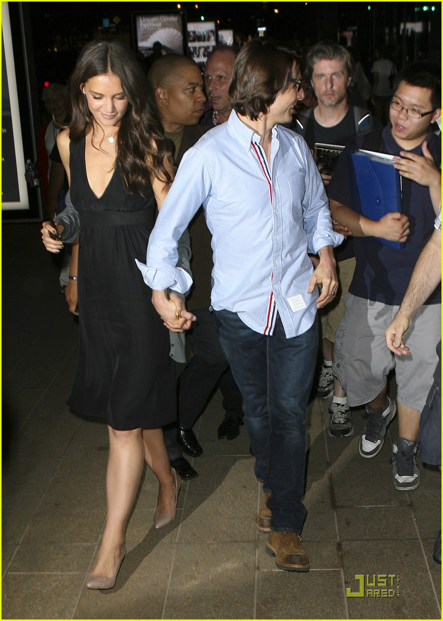 katie holmes tom after premiere 13