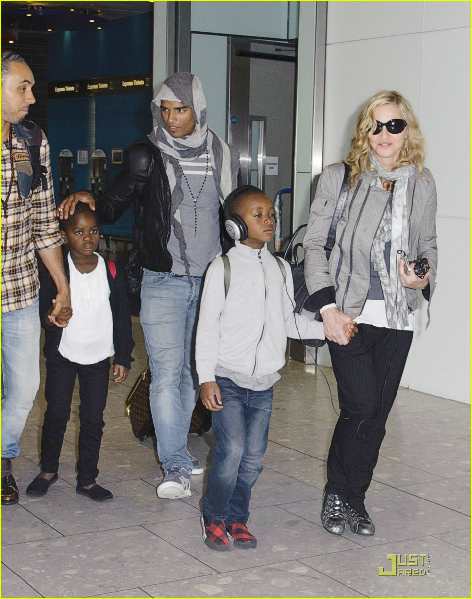 madonna brahim zaibat heathrow 02
