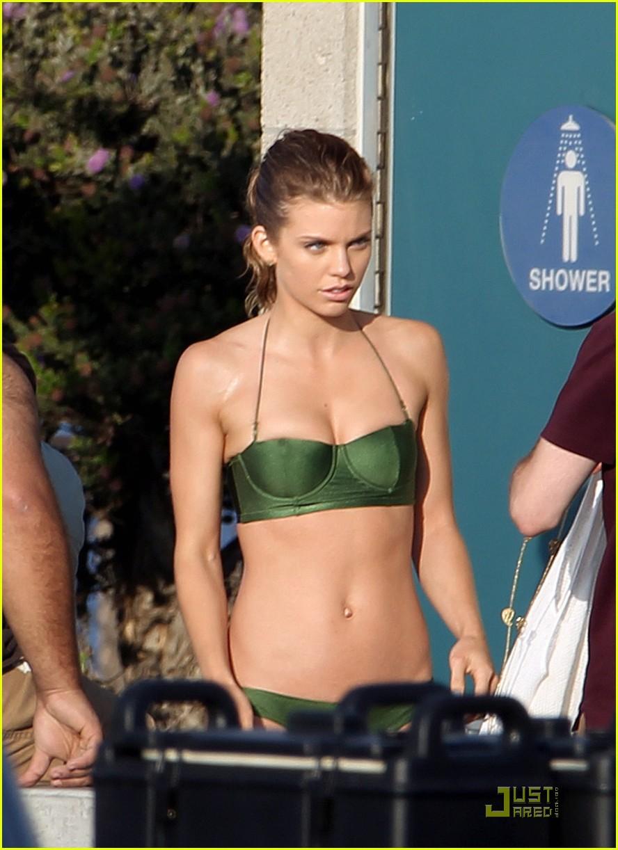annalynne mccord slime bikini 08
