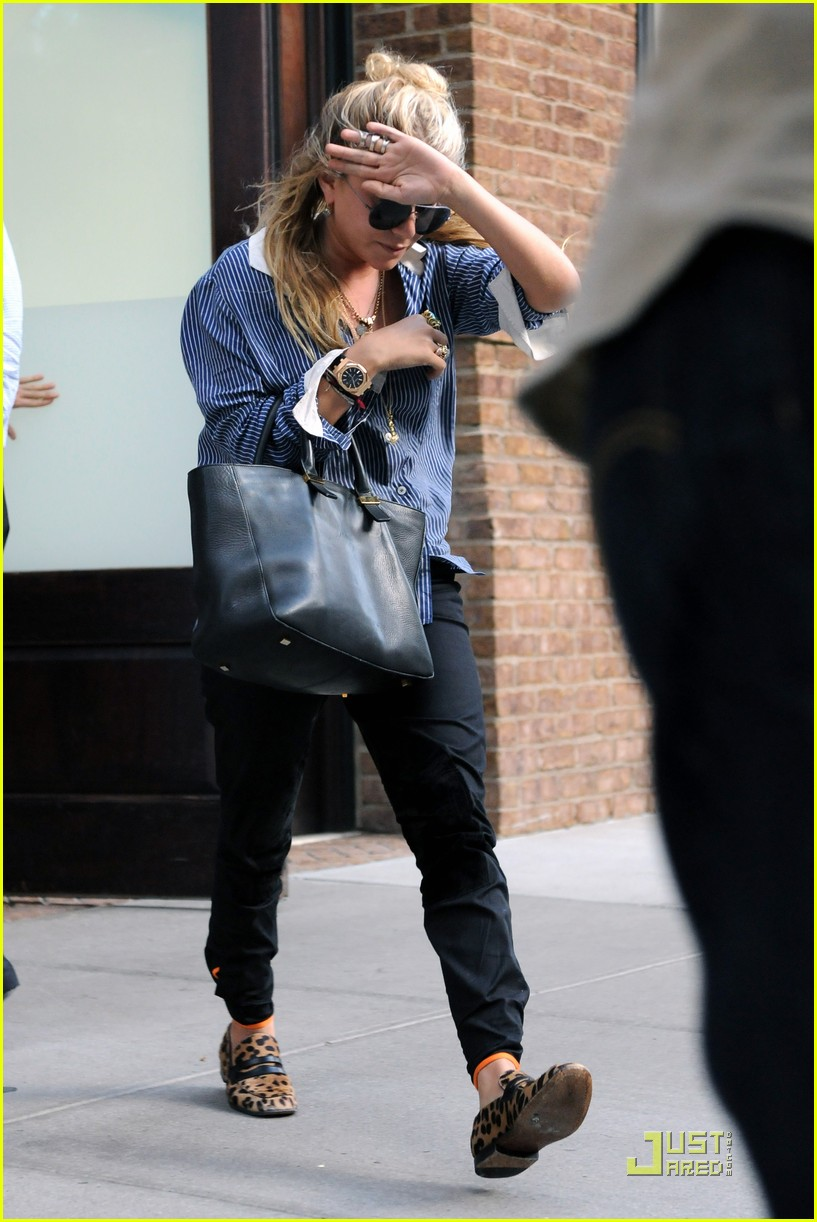 Mary Kate Olsen The Row Is Not Fast Fashion Photo