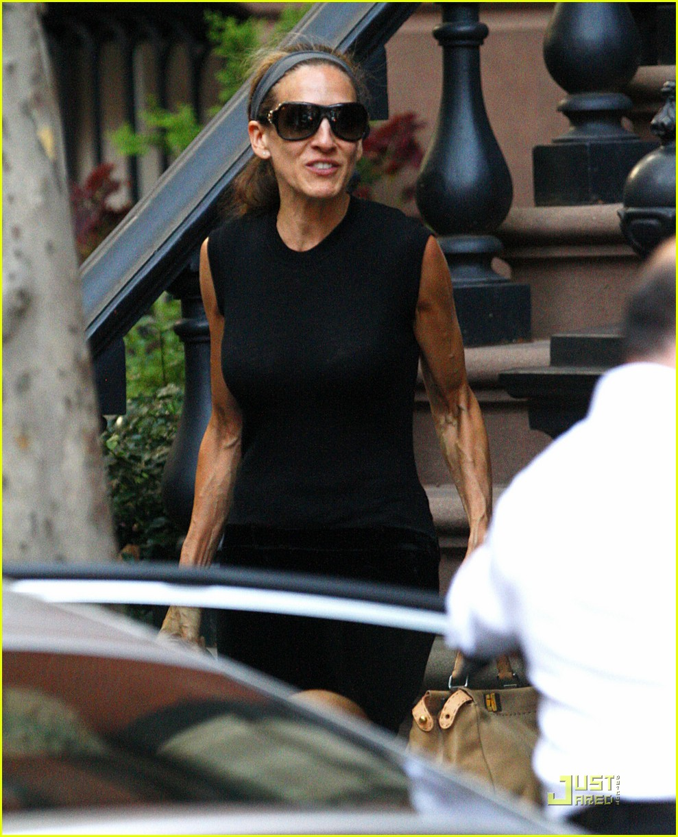 sarah jessica parker work out 09