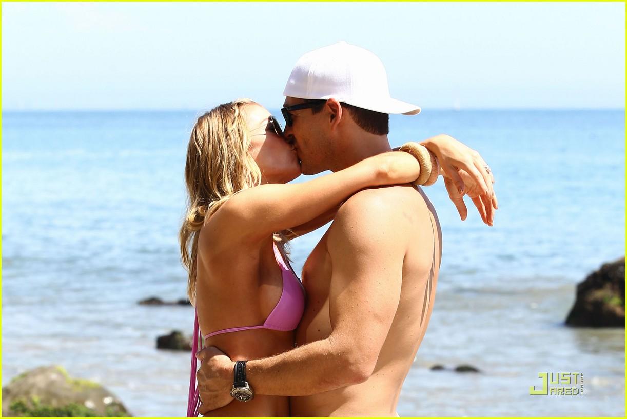 ¿Qué Hay De Mí? Capítulo 175 Leann-rimes-kisses-eddie-beach-16
