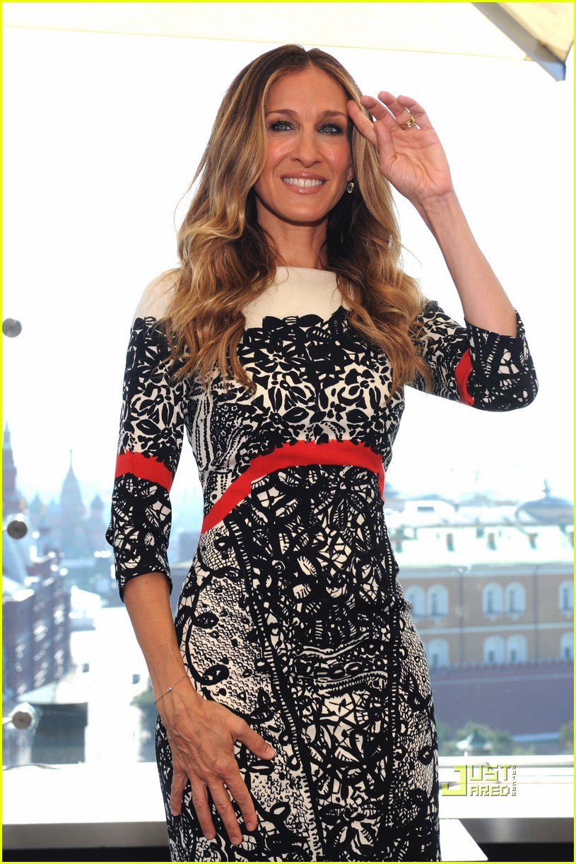 sarah jessica parker dont know how she does it russia 07