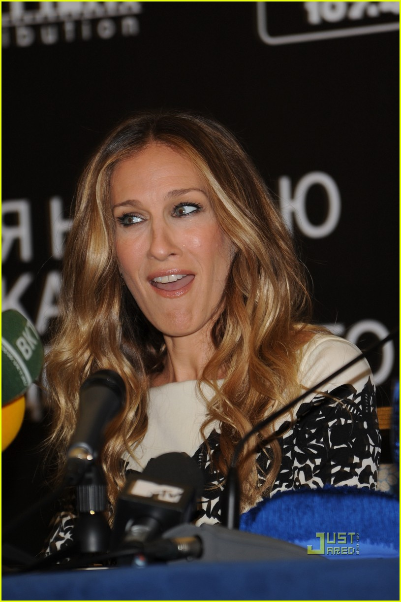 sarah jessica parker dont know how she does it russia 13