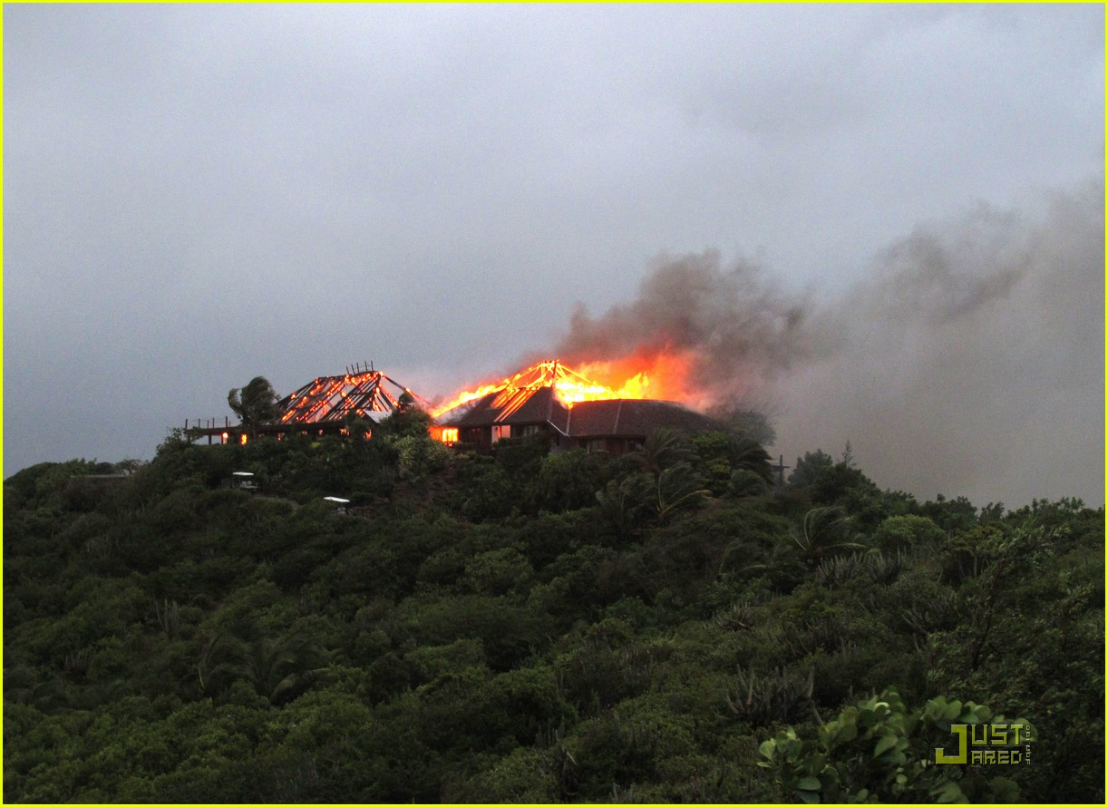 kate winslet richard branson house fire 04