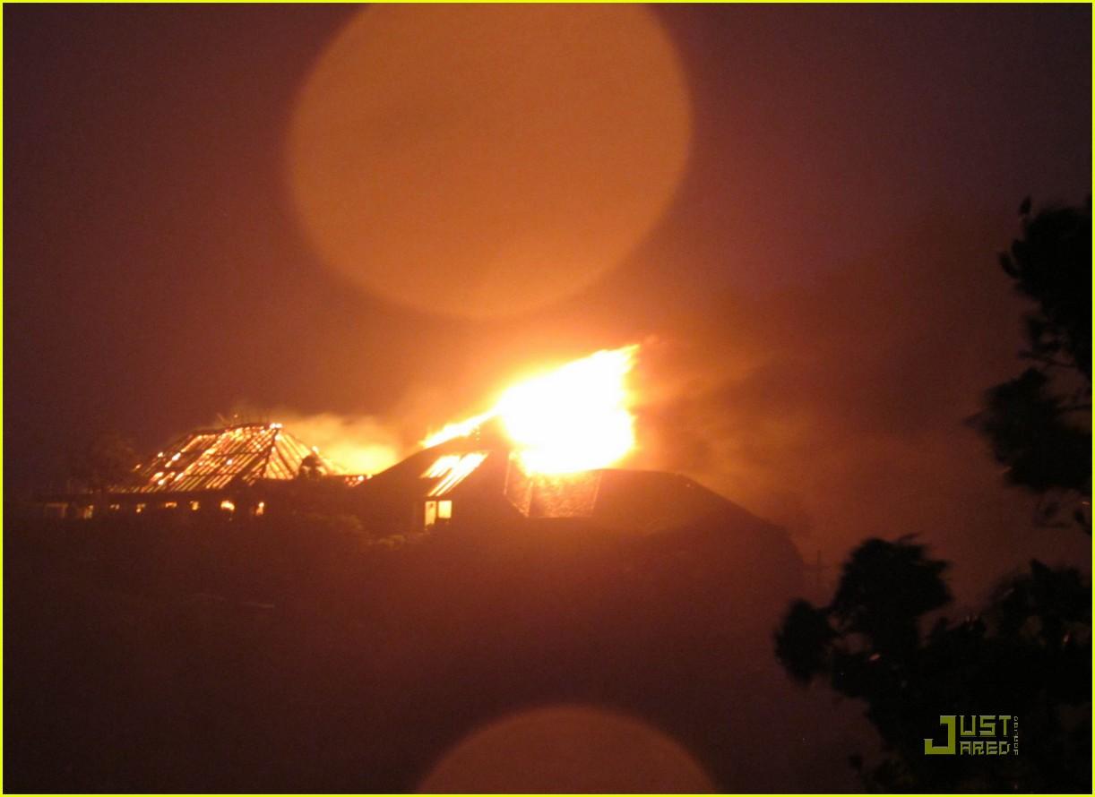 kate winslet richard branson house fire 05