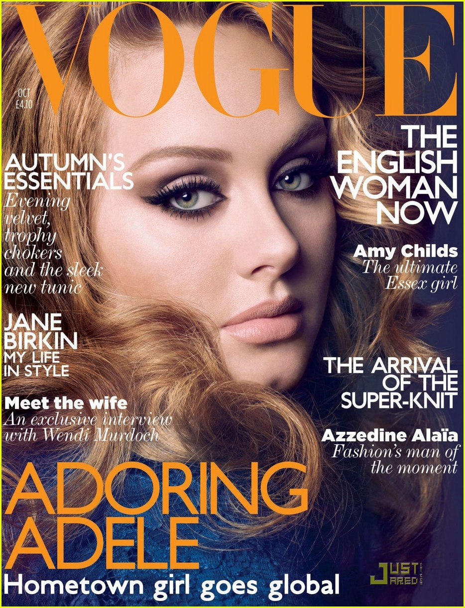 adele vogue uk october 2011 01