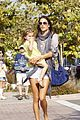 alessandra ambrosio family day 04