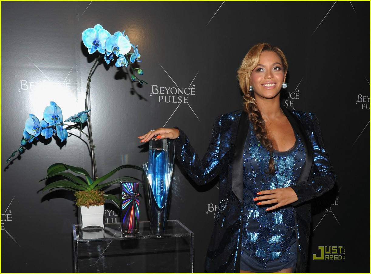 beyonce pulse launch 08